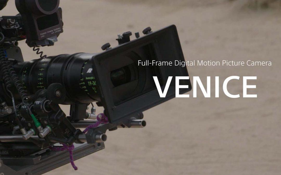 Sony   CineAlta VENICE   Introduction Video