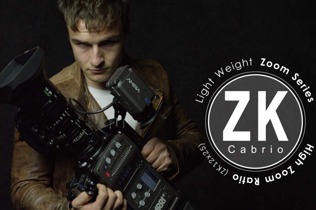 FUJINON ZK Cabrio Lenses Promotion Video / FUJIFILM