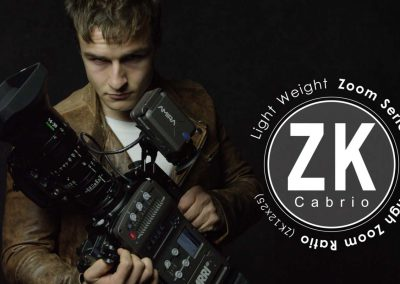 FUJINON ZK Cabrio Lenses Promotion Video / FUJIFILM